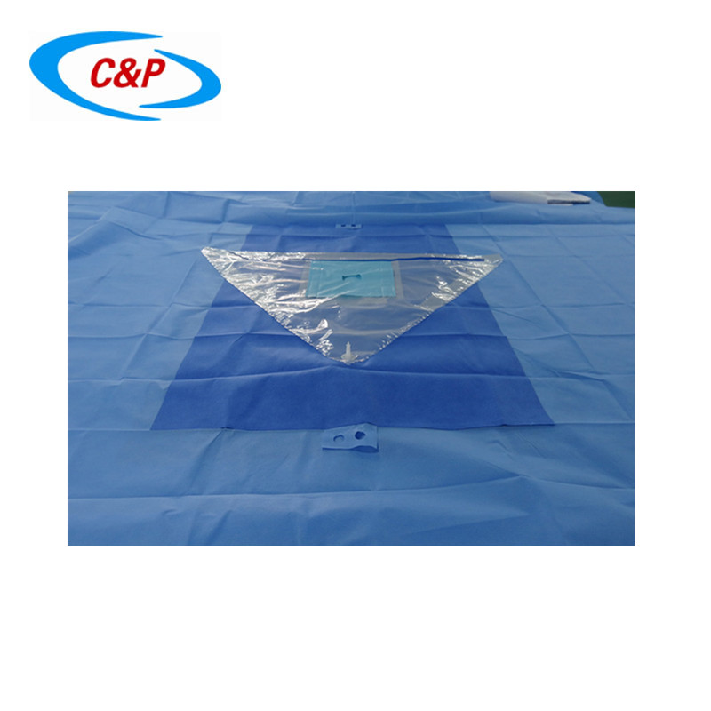 disposable hand and foot surgical drape