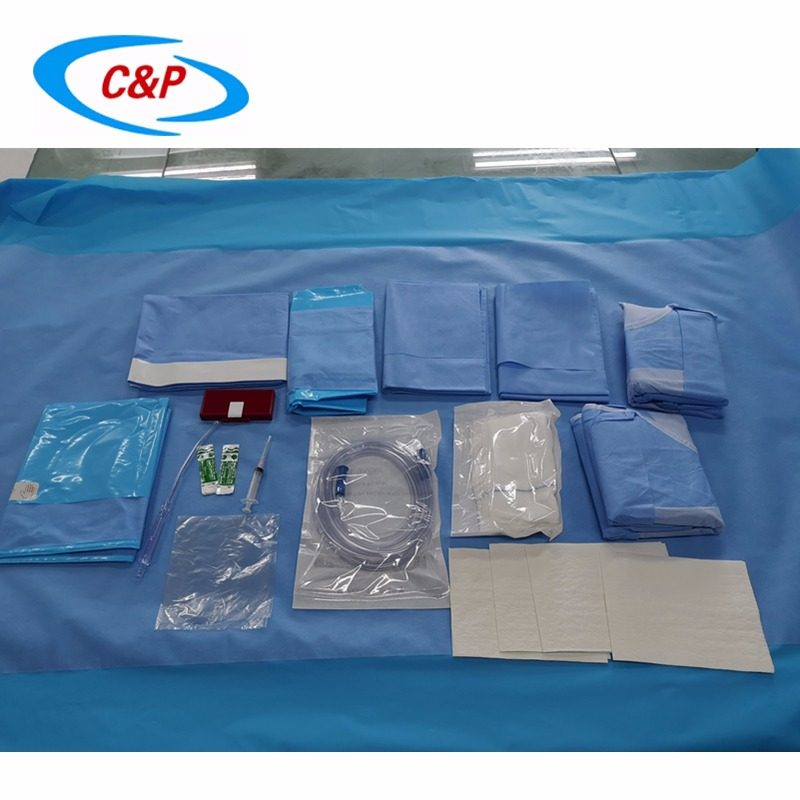 Surgical Vaginal Hysterectomy Pack