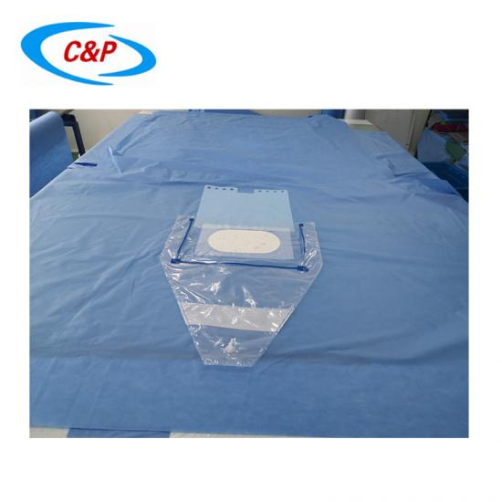 Disposable Craniotomy Drape
